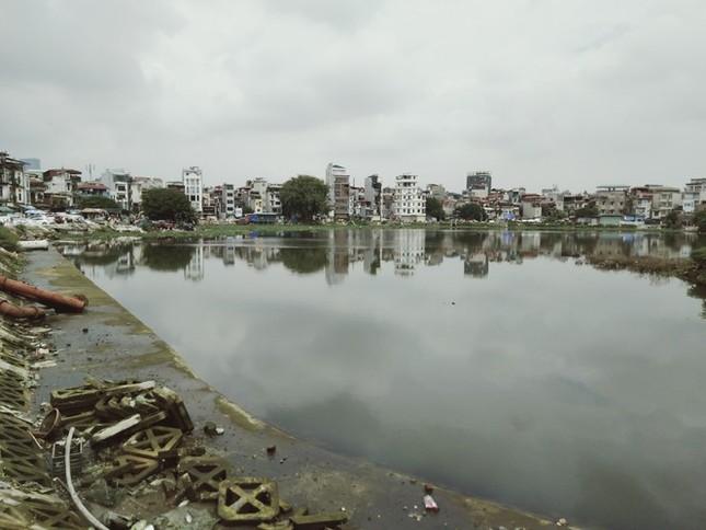 Yêu cầu Sở xây dựng Hà Nội rút kinh nghiệm vụ cải tạo hồ 16 năm chưa xong ảnh 1