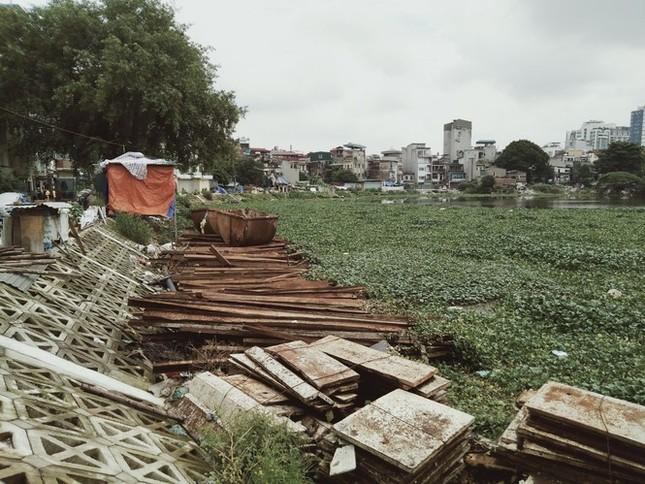 Yêu cầu Sở xây dựng Hà Nội rút kinh nghiệm vụ cải tạo hồ 16 năm chưa xong ảnh 2