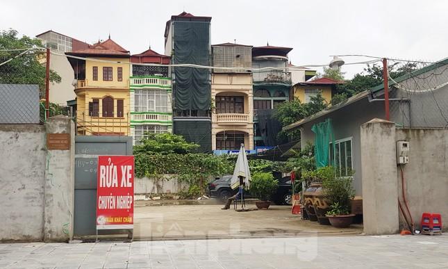 Cận cảnh loạt đất 'vàng' sử dụng sai mục đích ở Hà Nội ảnh 15