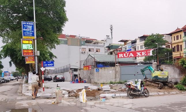 Cận cảnh loạt đất 'vàng' sử dụng sai mục đích ở Hà Nội ảnh 13
