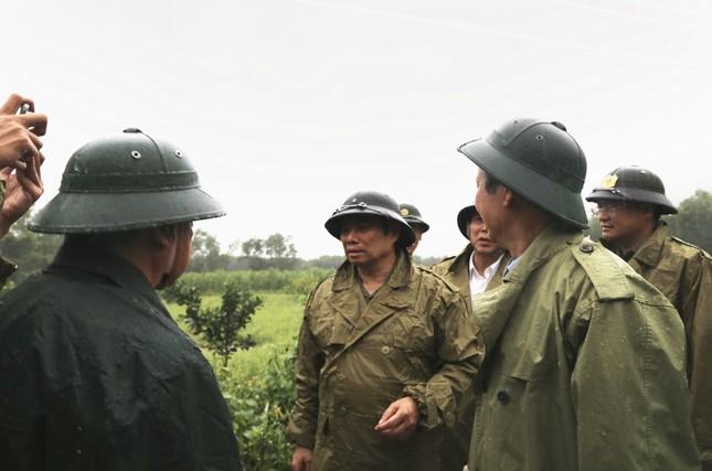 Đồng chí Phạm Minh Chính tới thăm và làm việc tại 3 tỉnh miền Trung ảnh 2