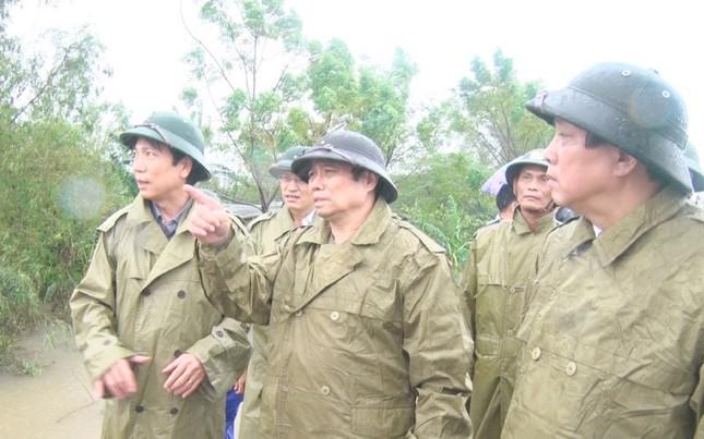 Đồng chí Phạm Minh Chính tới thăm và làm việc tại 3 tỉnh miền Trung ảnh 7