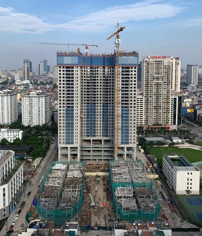 Hà Nội: Giá căn hộ vùng ven, ngoại thành được đẩy lên ngang ngửa khu trung tâm ảnh 2