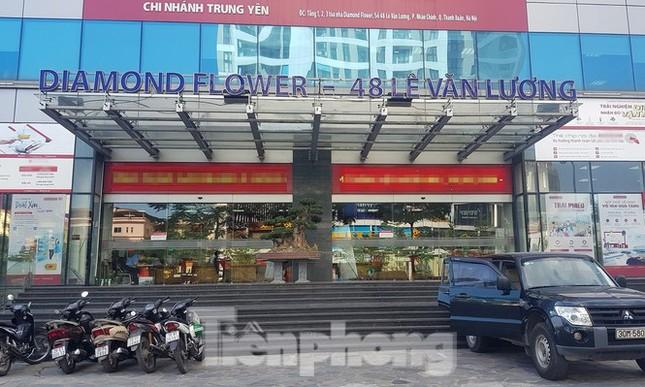 Hà Nội phát hiện hàng nghìn m2 xây và sử dụng sai tại tháp kim cương Diamond Flower ảnh 7