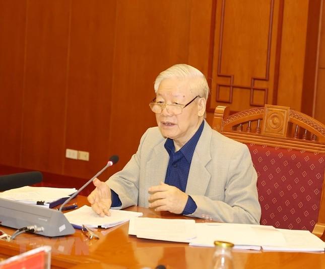 Tổng Bí thư, Chủ tịch nước chủ trì họp Ban Chỉ đạo về chống tham nhũng ảnh 1