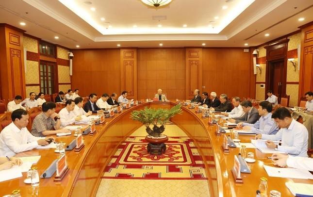 Tổng Bí thư, Chủ tịch nước chủ trì họp Ban Chỉ đạo về chống tham nhũng ảnh 2