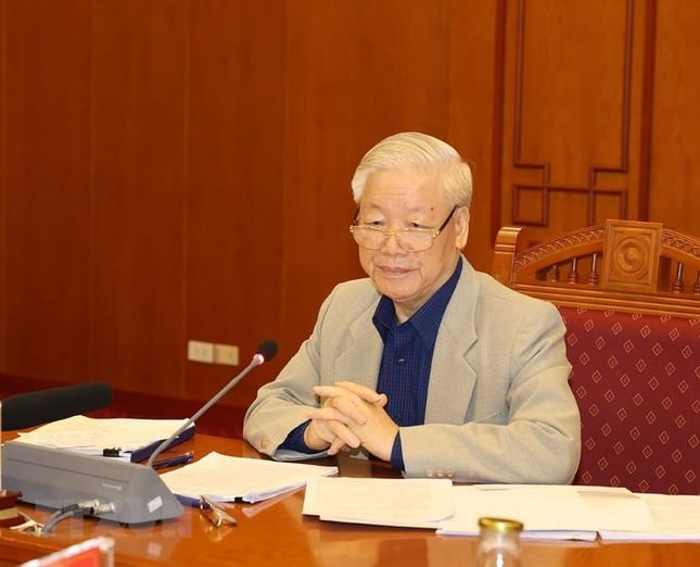 Tổng Bí thư, Chủ tịch nước chủ trì họp Ban Chỉ đạo về chống tham nhũng ảnh 3