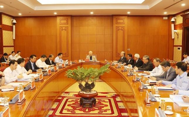 Tổng Bí thư, Chủ tịch nước chủ trì họp Ban Chỉ đạo về chống tham nhũng ảnh 5
