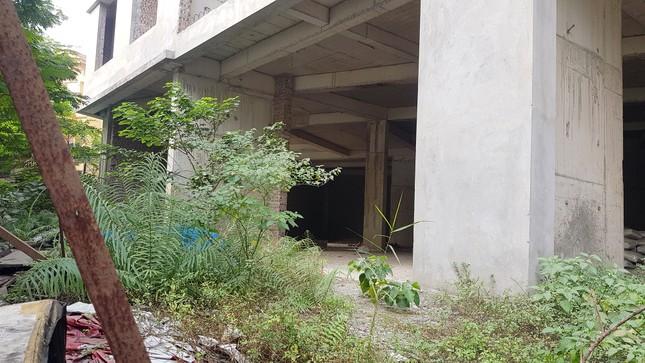 Bí ẩn khu nhà ở cán bộ bỏ hoang trên đất 'kim cương' Hà Nội ảnh 12
