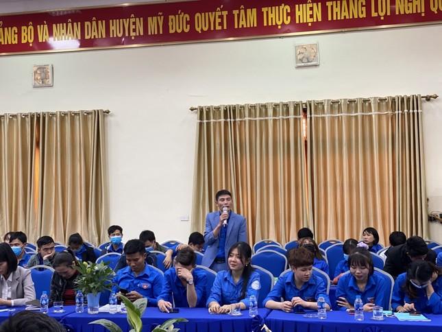 Chương trình OCOP – 'Lực đẩy' giúp thanh niên Thủ đô sẵn sàng khởi nghiệp ảnh 4