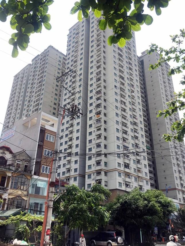 Hà Nội lên tiếng về đề nghị cấp 'sổ đỏ' dự án có hàng trăm căn hộ trái phép ảnh 1