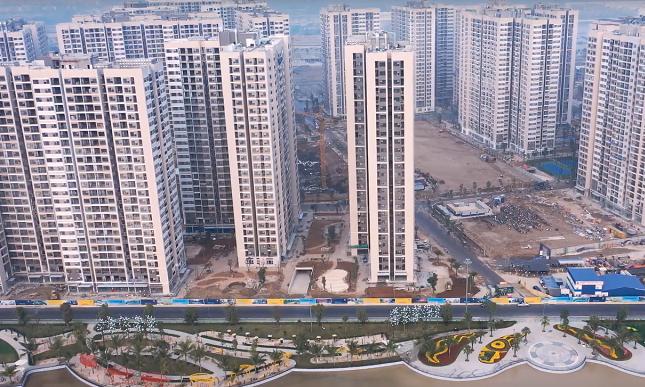 Căn hộ ngoại thành Hà Nội lập kỷ lục 44 triệu đồng/m2, đắt hơn nội thành ảnh 1