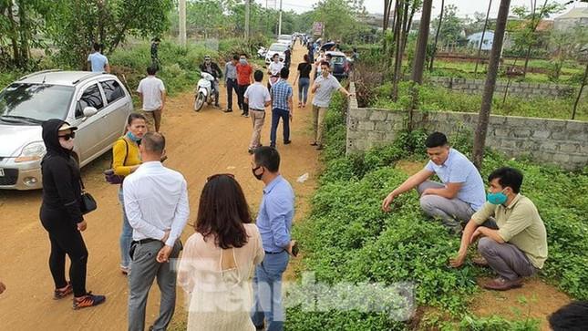 Loạt khu vực ở Hà Nội 'sốt đất': Mua bán chủ yếu giữa các nhà đầu cơ ảnh 1