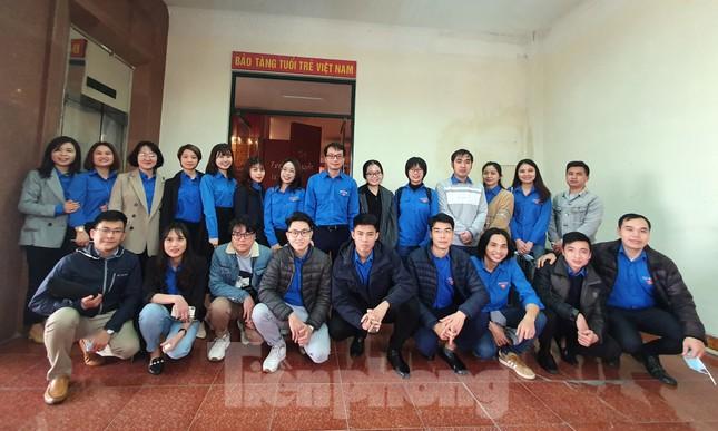 Tham quan bảo tàng Tuổi trẻ Việt Nam nghe về tấm gương các anh hùng trẻ tuổi ảnh 13
