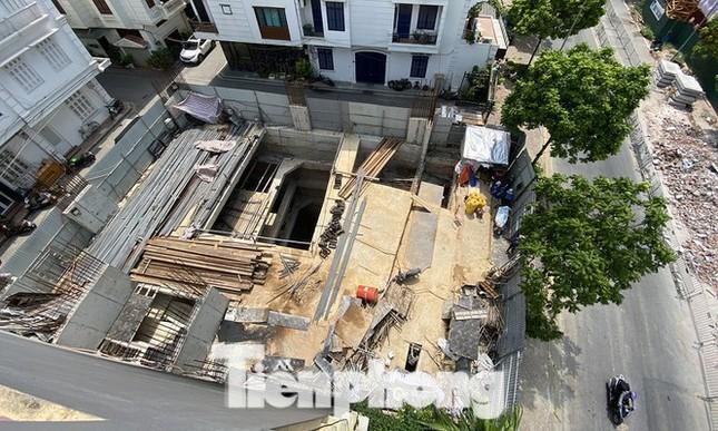 Thanh tra Chính phủ vào cuộc vụ cấp phép 4 tầng hầm cho nhà riêng lẻ ảnh 2
