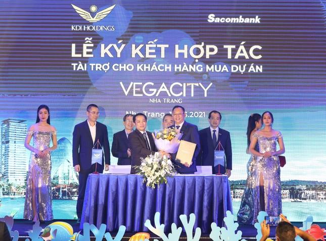 KDI Holdings công bố đối tác chiến lược cho 'siêu' dự án Vega City Nha Trang ảnh 1
