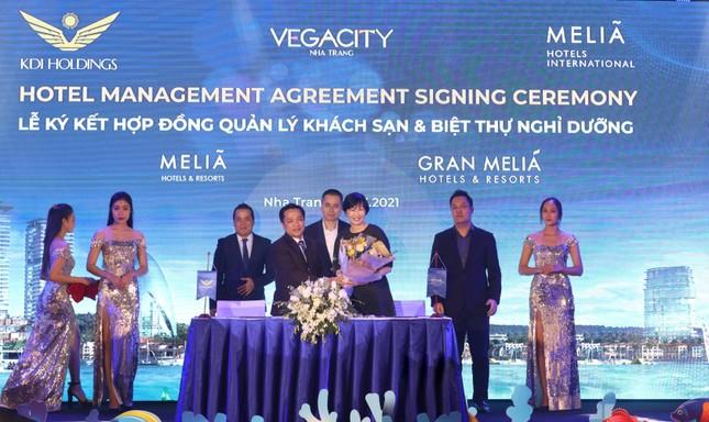 KDI Holdings công bố đối tác chiến lược cho 'siêu' dự án Vega City Nha Trang ảnh 2