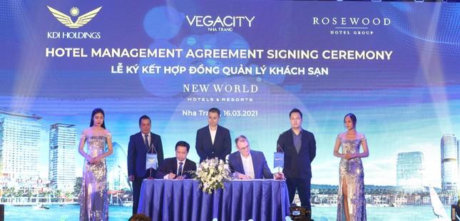 KDI Holdings công bố đối tác chiến lược cho 'siêu' dự án Vega City Nha Trang ảnh 3