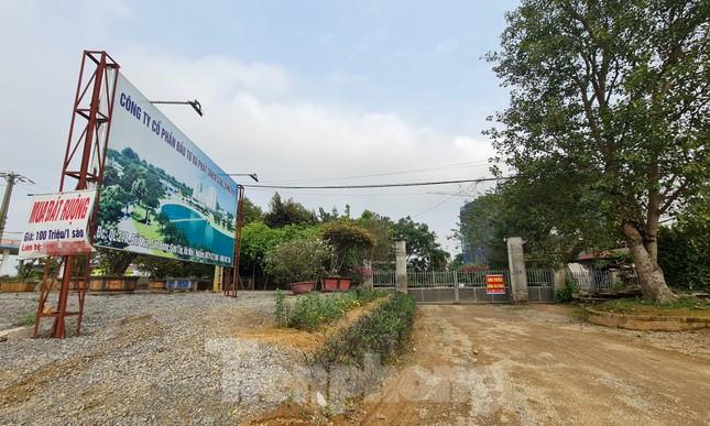 Cận cảnh công trình cao 9 tầng 'mọc' trên đất trồng cây ở Sơn Tây ảnh 16