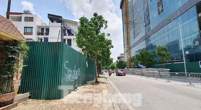 Kiến nghị Bộ Xây dựng vào cuộc thanh tra vụ cấp phép nhà riêng lẻ 4 tầng hầm ở Hà Nội ảnh 2
