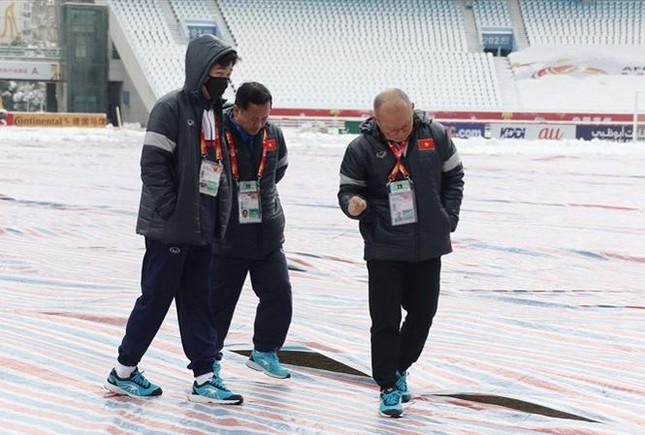 U23 Việt Nam vẫn chuẩn bị cho trận đấu với Uzbekistan ảnh 1