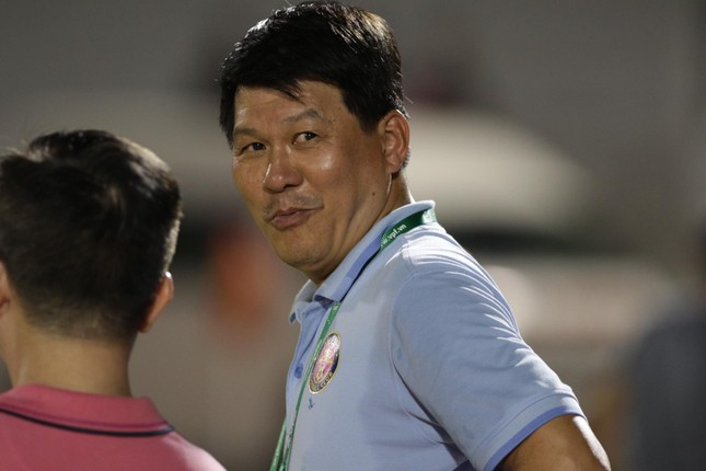 Sài Gòn FC gây thất vọng, SHB Đà Nẵng thắng nhờ Hà Đức Chinh ảnh 1