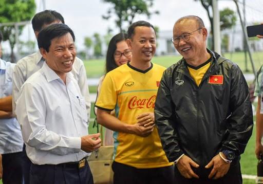 Lộ kế hoạch chuẩn bị Vòng loại World Cup 2022 của ông Park Hang Seo ảnh 1
