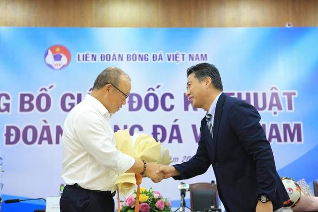 Tân Giám đốc kỹ thuật VFF: '30 năm nữa Việt Nam đánh bại Nhật Bản' ảnh 1