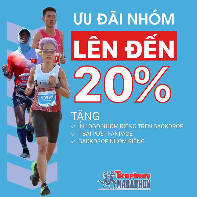 Tiền Phong Marathon mở cổng đăng ký từ 8h hôm nay 19/12 ảnh 2