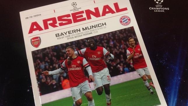 Hạ Arsenal, Bayern đặt một chân vào tứ kết ảnh 1