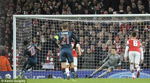 Hạ Arsenal, Bayern đặt một chân vào tứ kết ảnh 10