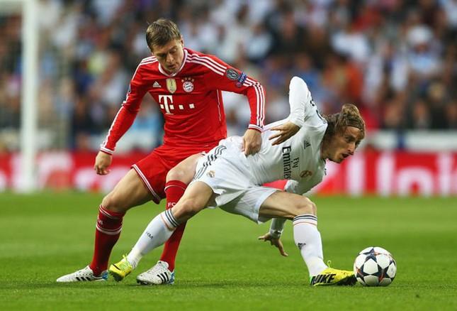 Real - Bayern (1 - 0): Hình hài của thép ảnh 12