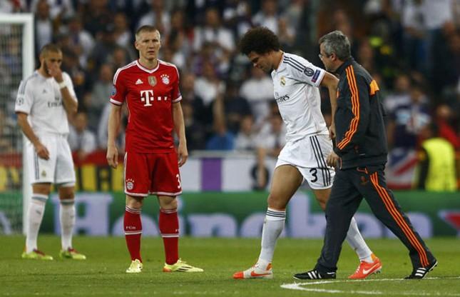 Real - Bayern (1 - 0): Hình hài của thép ảnh 15