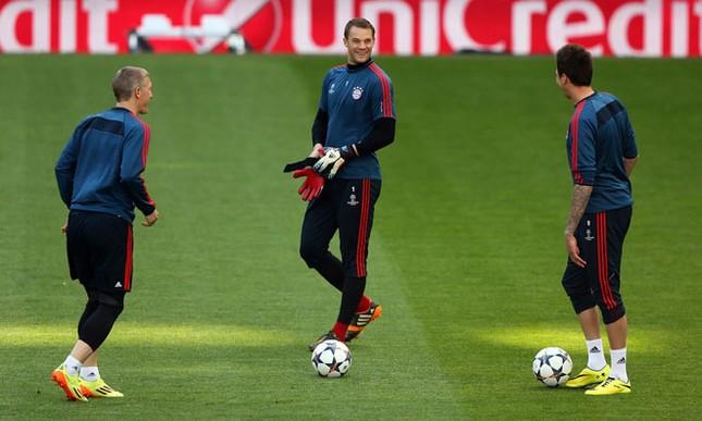 Real - Bayern (1 - 0): Hình hài của thép ảnh 6
