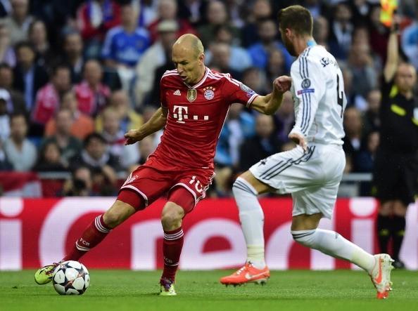 Real - Bayern (1 - 0): Hình hài của thép ảnh 9