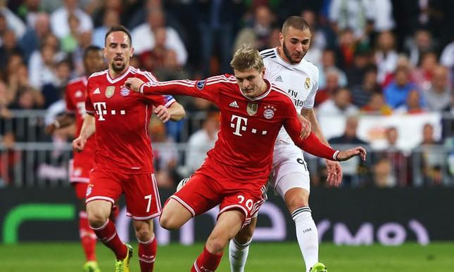 Real - Bayern (1 - 0): Hình hài của thép ảnh 13