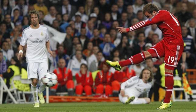 Real - Bayern (1 - 0): Hình hài của thép ảnh 16