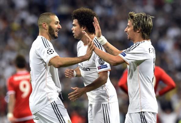 Real - Bayern (1 - 0): Hình hài của thép ảnh 10