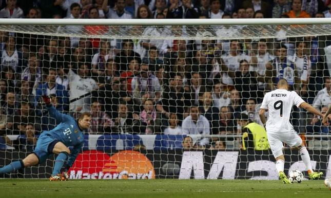 Real - Bayern (1 - 0): Hình hài của thép ảnh 1