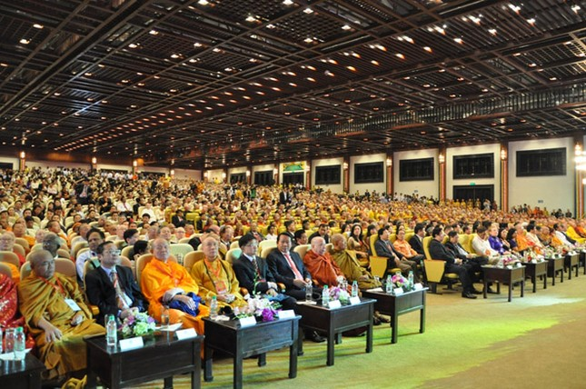 Đại lễ Phật đản Vesak 2014 khai mạc trang trọng ảnh 2