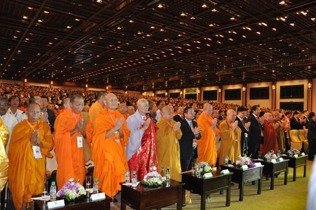 Đại lễ Phật đản Vesak 2014 khai mạc trang trọng ảnh 3