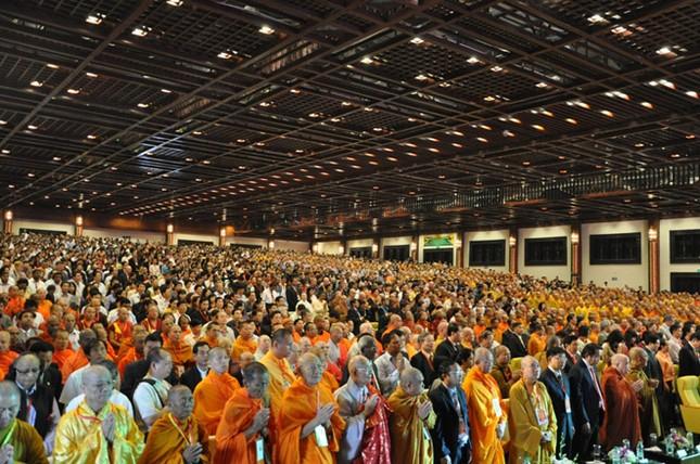 Đại lễ Phật đản Vesak 2014 khai mạc trang trọng ảnh 1
