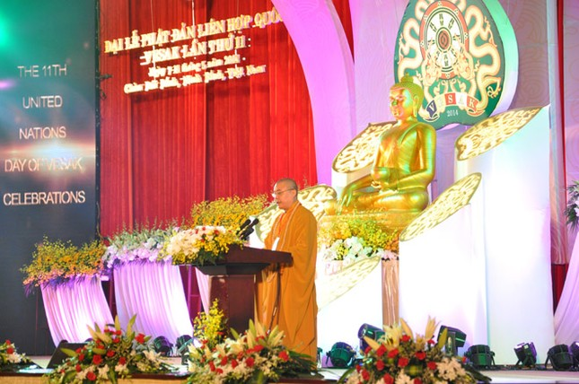 Đại lễ Phật đản Vesak 2014 khai mạc trang trọng ảnh 4