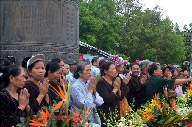Đại lễ Phật đản Vesak 2014 khai mạc trang trọng ảnh 6