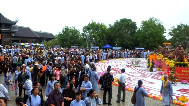 Đại lễ Phật đản Vesak 2014 khai mạc trang trọng ảnh 5