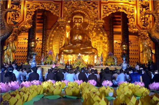 Đại lễ Phật đản Vesak 2014 khai mạc trang trọng ảnh 7