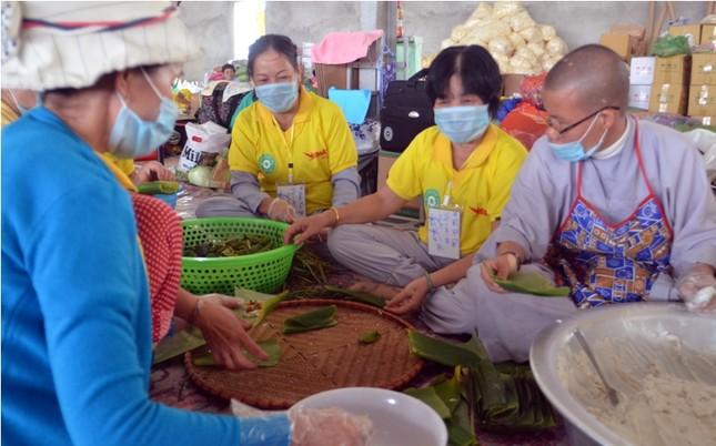 Đại lễ Phật đản Vesak 2014 khai mạc trang trọng ảnh 11