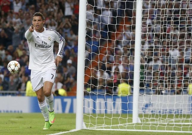 Real đại thắng, Ronaldo tiệm cận 'Chúa nhẫn' Raul ảnh 1