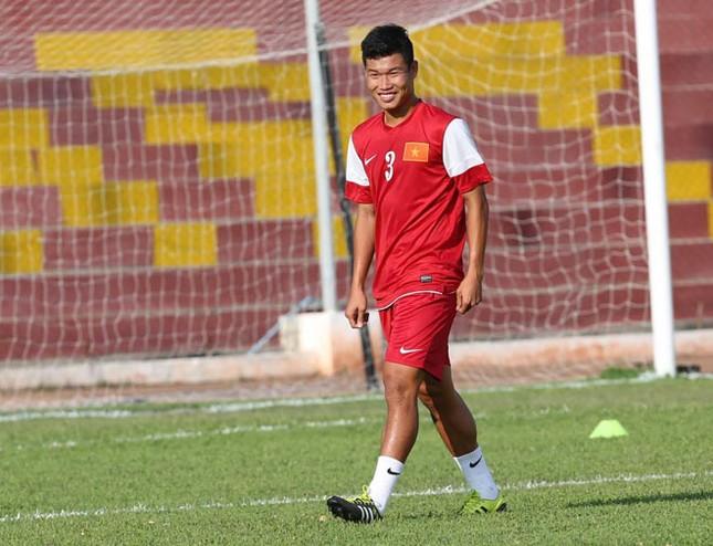 [ẢNH] U19 Việt Nam đội nắng luyện binh trước giờ ra trận ảnh 8