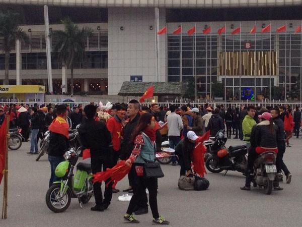 Việt Nam vs Malaysia (2-4): Ác mộng Mỹ Đình ảnh 3
